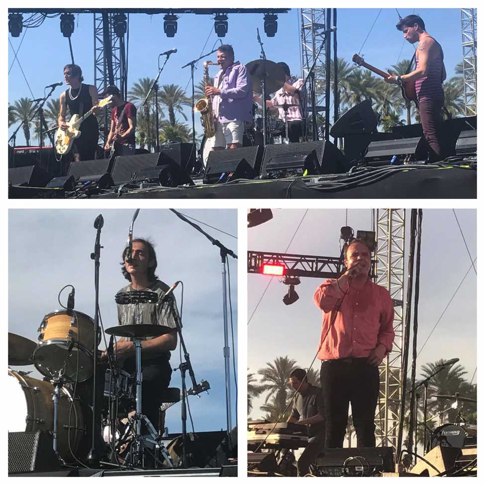 Sunday Bands at Coachella