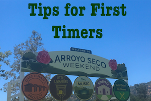 Arroyo Seco Weekend Tips for First Timers