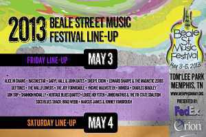 Beale Street Music Festival Lineup - Current & Old Lineups