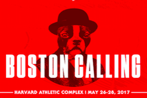 Boston Calling Current and Past Lineups
