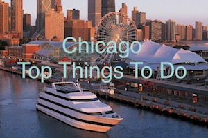 Top Things To Do When Visiting Chicago