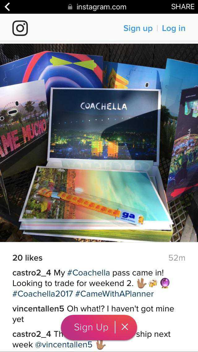 Coachella Wristbands Shipping