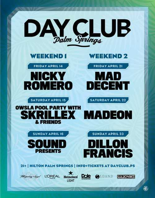 Coachella Day Club