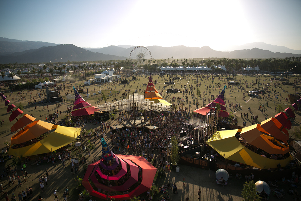 Coachella Venue