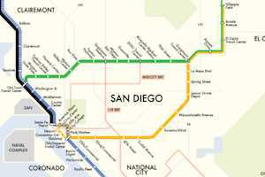 Using San Diego Public Transportation for Comic Con