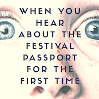Festival Passport Surprise