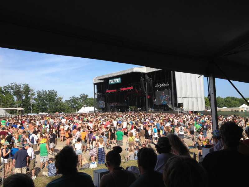 View of Firefly VIP