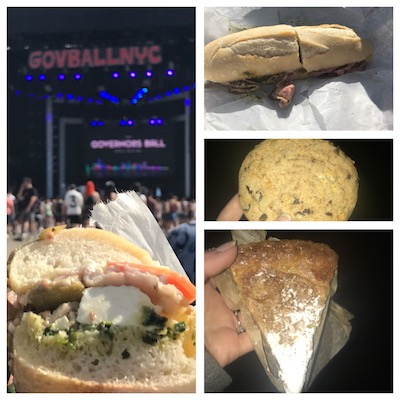 Governors Ball 2017 Food Day One