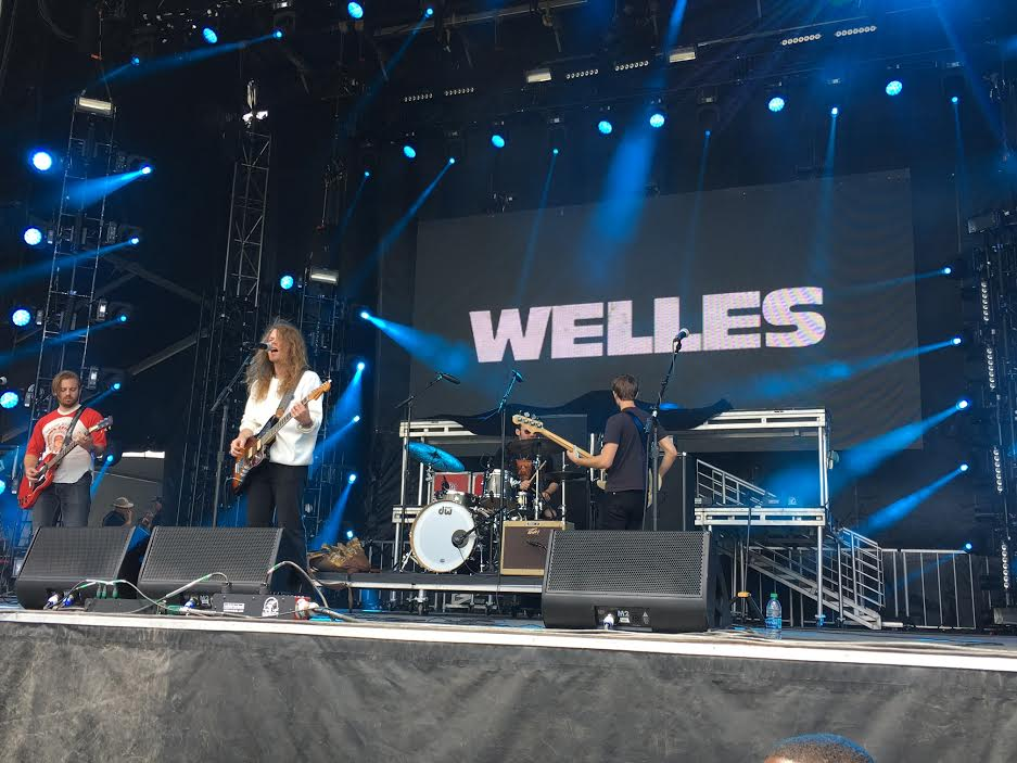 Welles Gov Ball