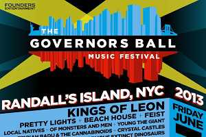 Governors Ball Lineup - Current & Past Lineups