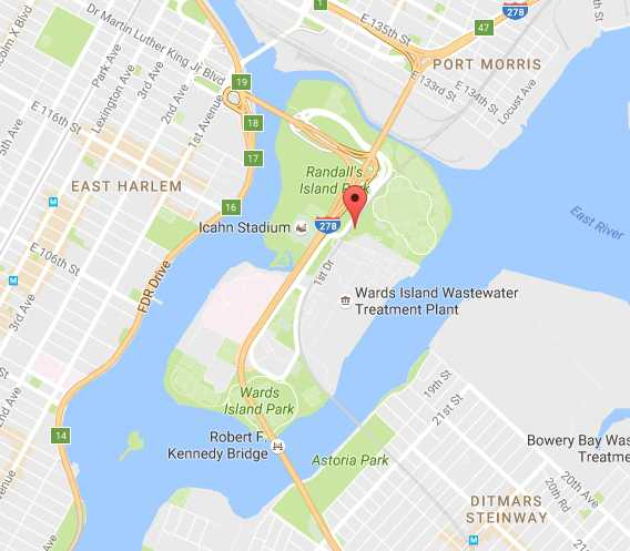 How To Get To Randall S Island By Subway