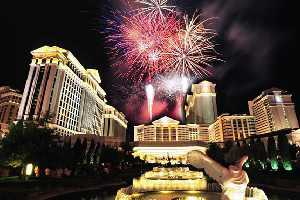 Las Vegas New Years Eve - Tips & What to Do