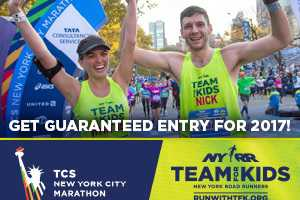 What are the New York City Marathon Qualifying Times?