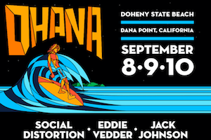 Ohana Festival Lineup Posts - Current & Past Lineups