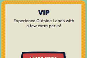 Are Outside Lands VIP Worth It? What Perks do I Get?