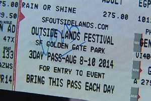Outside Lands Tickets Guide - How, When, & How Much